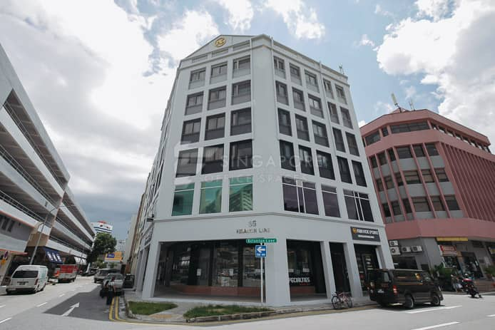 Kim Hoe Point Office For Rent Singapore 99