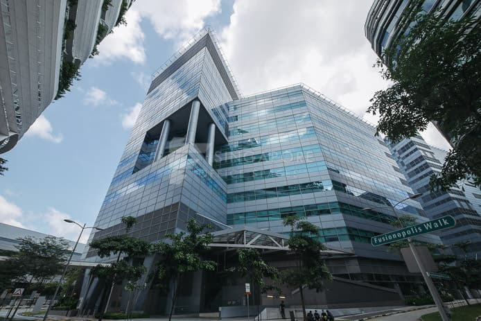 Kinesis Office For Rent Singapore 89