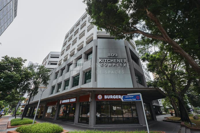 Kitchener Complex Office For Rent Singapore 139