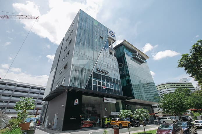 Link Thm Building Office For Rent Singapore 204