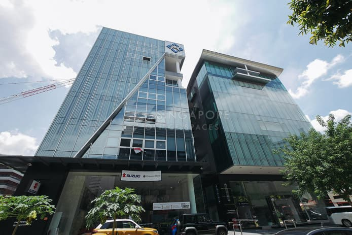 Link Thm Building Office For Rent Singapore 205