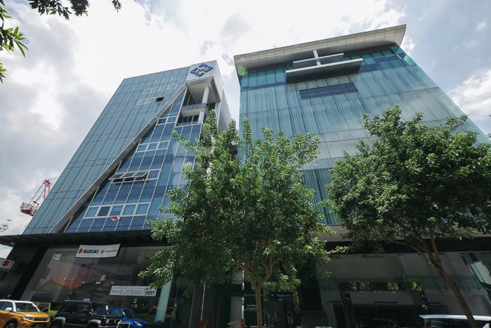 Link Thm Building Office For Rent Singapore 206