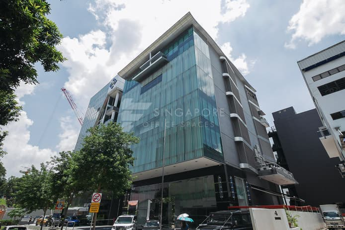 Link Thm Building Office For Rent Singapore 208