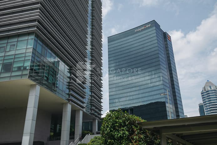Mapletree Business City Ii Office For Rent Singapore 04