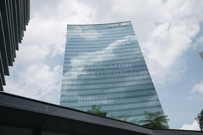Mapletree Business City Ii Office For Rent Singapore 10