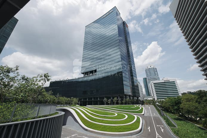 Mapletree Business City Ii Office For Rent Singapore 13
