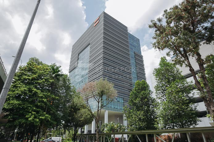 Mapletree Business City Office For Rent Singapore 03