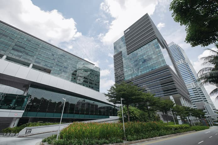Mapletree Business City Office For Rent Singapore 05
