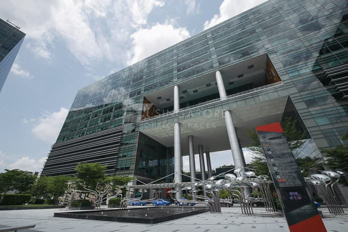 Mapletree Business City Office For Rent Singapore 08