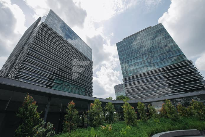 Mapletree Business City Office For Rent Singapore 11
