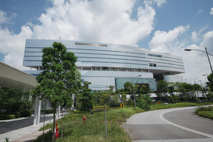 Mediacorp Campus Office For Rent Singapore 135
