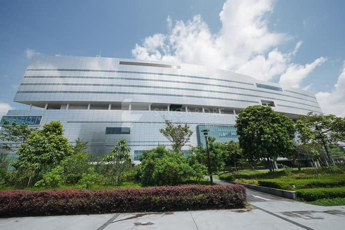 Mediacorp Campus Office For Rent Singapore 138