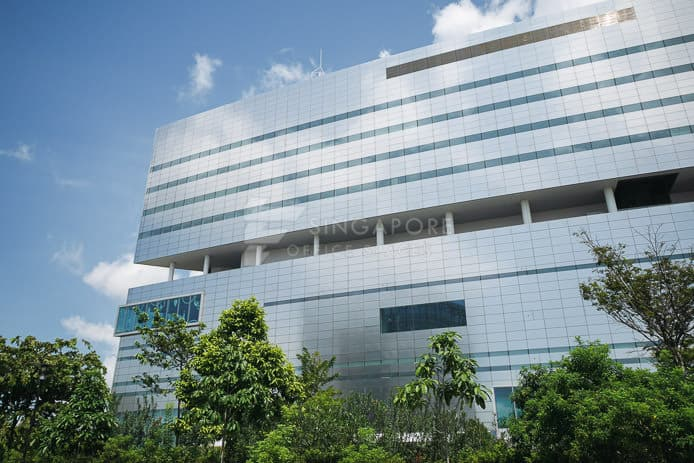 Mediacorp Campus Office For Rent Singapore 139