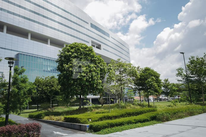 Mediacorp Campus Office For Rent Singapore 140