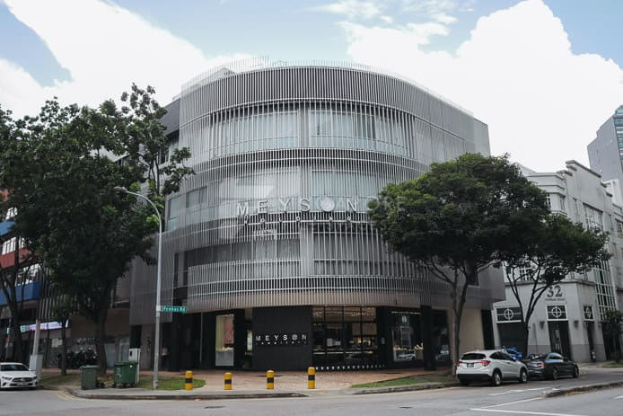 Meyson Building Office For Rent Singapore 154