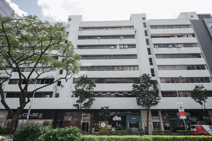 Midland House Office For Rent Singapore 03