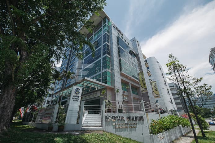 Mova Building Office For Rent Singapore 227