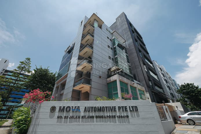 Mova Building Office For Rent Singapore 230