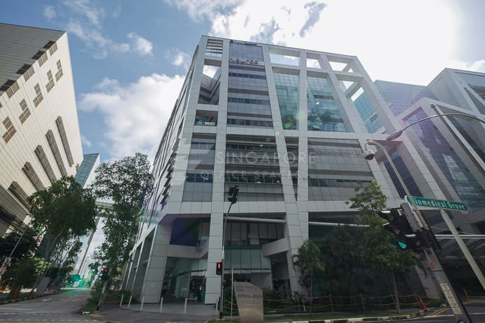 Neuros Office For Rent Singapore 21