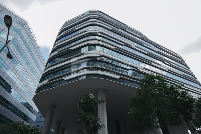 Nexus One North Office For Rent Singapore 88