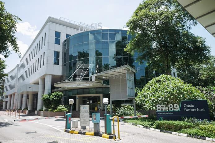 Oasis Office For Rent Singapore 183