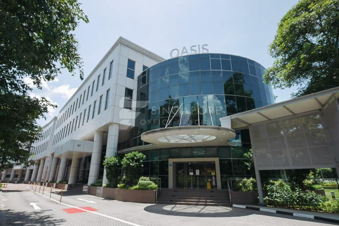 Oasis Office For Rent Singapore 185