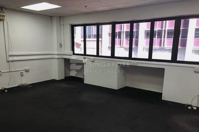 Office Rental Singapore Lian Huat Building 0801 380 02