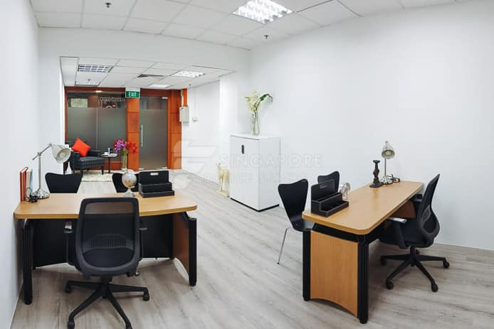 Office Rental Singapore Orchard Rendezvous Hotel 0311 312 05