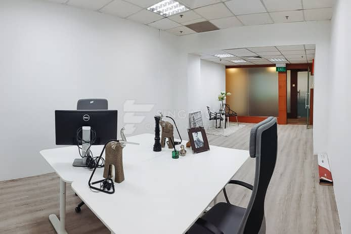 Office Rental Singapore Orchard Rendezvous Hotel 0312 312 06