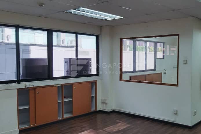 Office Rental Singapore Union Building 05175 614 02