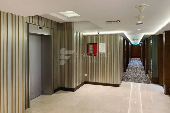 Orchard Rendezvous Hotel Office For Rent Singapore 08