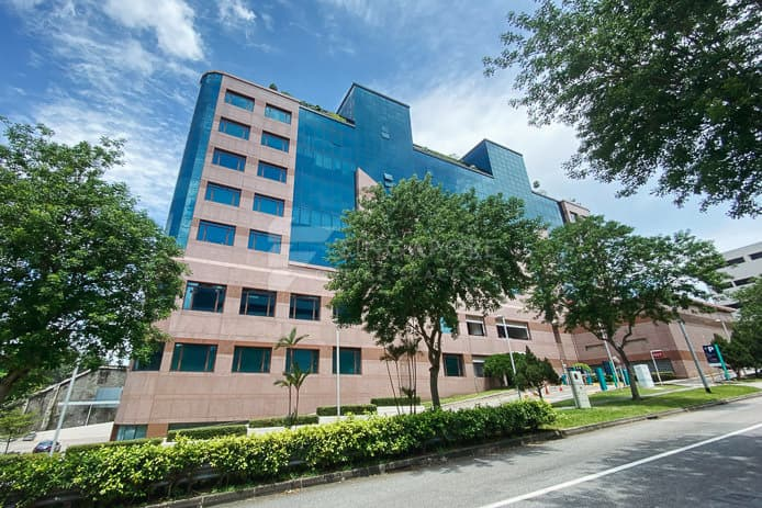 Pacific Tech Centre Office For Rent Singapore 269
