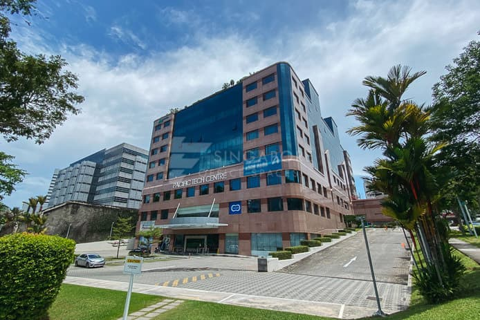 Pacific Tech Centre Office For Rent Singapore 270