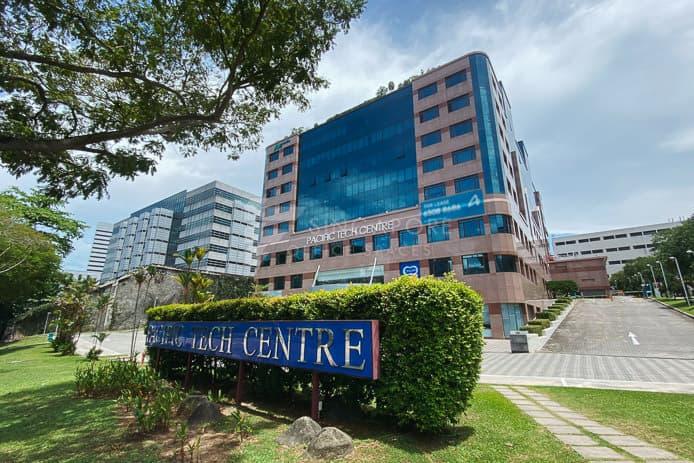 Pacific Tech Centre Office For Rent Singapore 271
