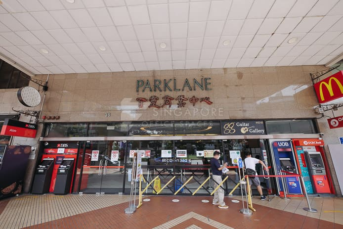 Parklane Shopping Mall Office For Rent Singapore 44