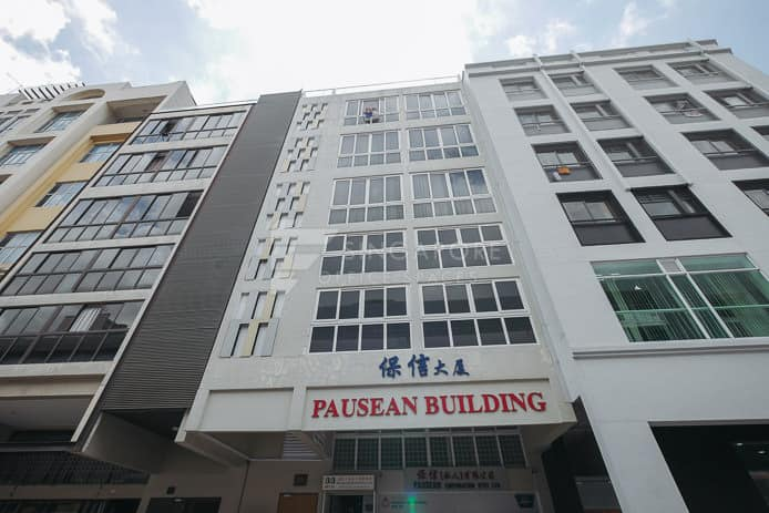 Pausean Building Office For Rent Singapore 102