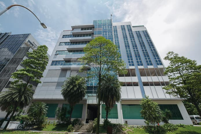 Petro Centre Office For Rent Singapore 260