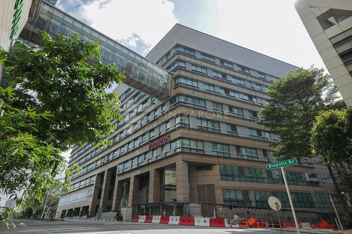 Proteos Office For Rent Singapore 38