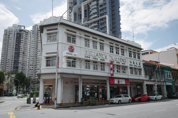 Reliance Building Office For Rent Singapore 127