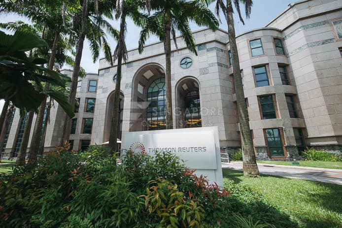Reuters Office For Rent Singapore 158