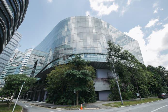 Sandcrawler Office For Rent Singapore 125