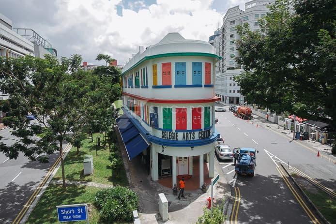 Selegie Arts Centre Office For Rent Singapore 40