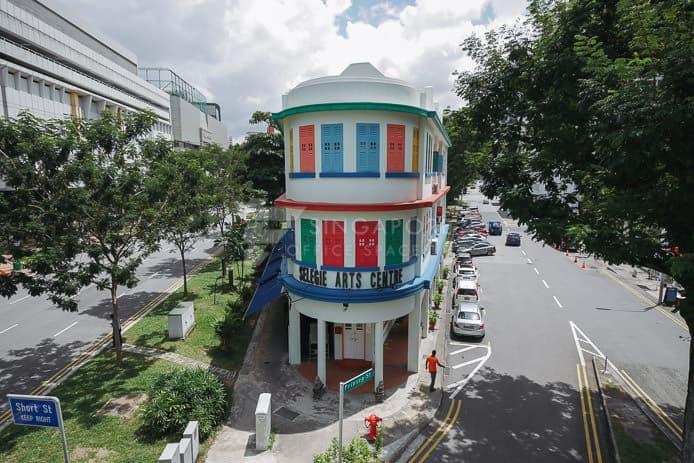 Selegie Arts Centre Office For Rent Singapore 41