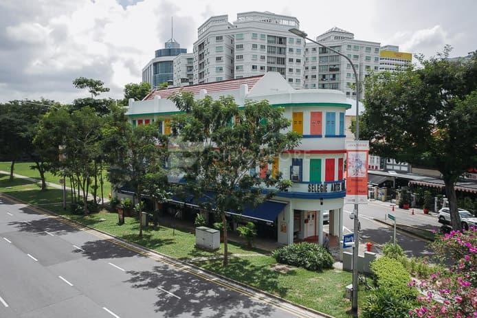 Selegie Arts Centre Office For Rent Singapore 42
