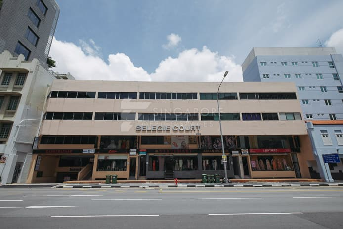 Selegie Court Office For Rent Singapore 65