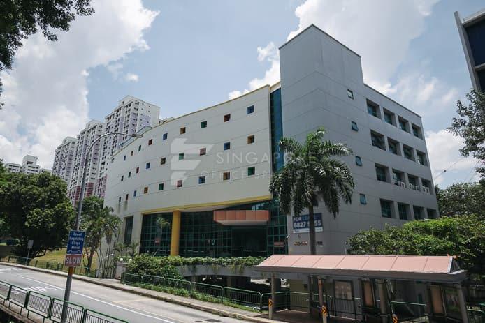 Shriro House Office For Rent Singapore 211