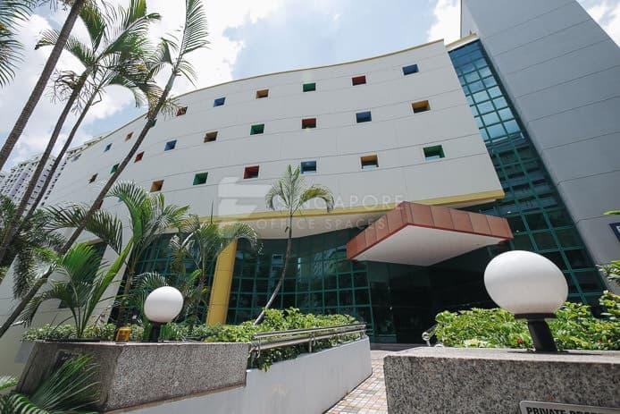 Shriro House Office For Rent Singapore 214