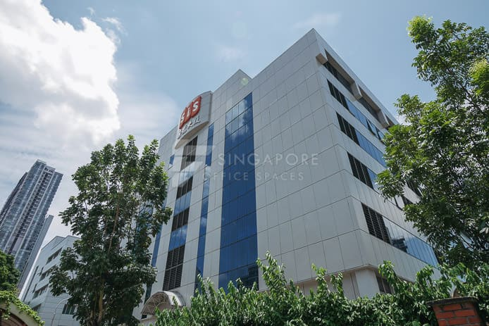 Sis Building Office For Rent Singapore 196