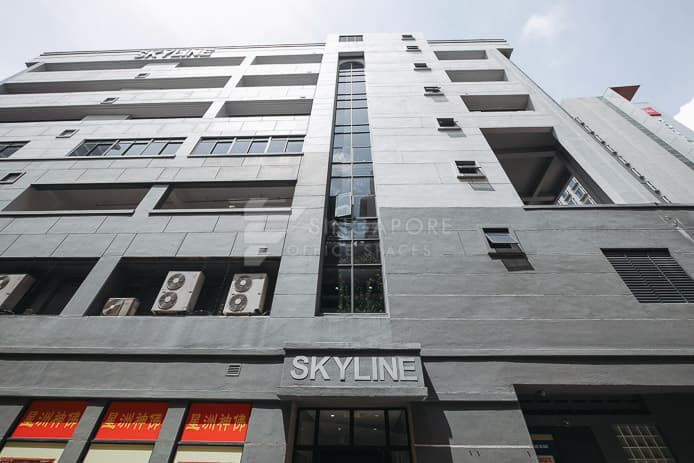 Skyline Office For Rent Singapore 35