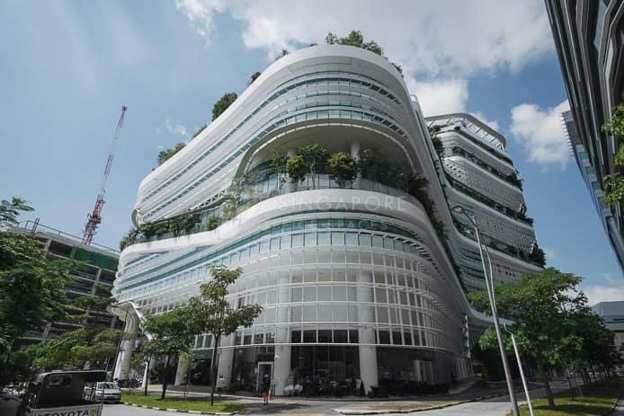 Solaris Office For Rent Singapore 82